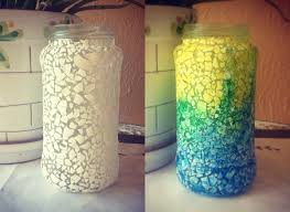 Mosiac Vase Diy Mosaic Vase From Egg Shells Rebeccakelsey Com Youtube