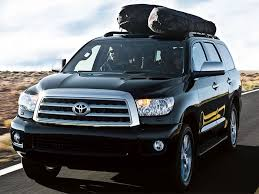 roof rack for toyota sequoia 10 suvs with roof racks autobytel com
