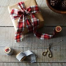ribbon fabric fabric ribbon on vintage wooden spools set of 3 on food52