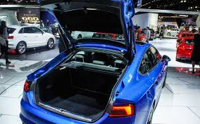 audi s5 trunk 2018 audi a5 sportback release date price and specs roadshow