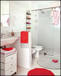 red bathroom accessories realie org