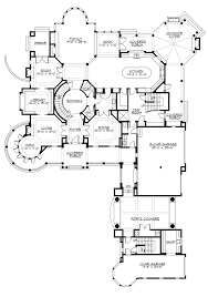 cape cod house plan with 4 bedrooms and 5 5 baths plan 3235
