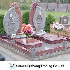 cheap headstones china custom cheap granite kerb set headstones for cemetery