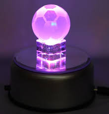 innowoo webstore new large led light rotary stand