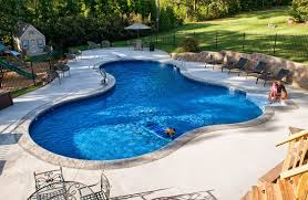 how much space is needed for a pool table designing contemporary swimming pools