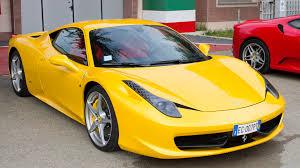 ferrari maserati logo giallo modena ferrari 458 italia walkaround and driving 2014 hq