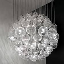 oto sp sphere chandelier by vistosi ylighting