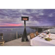 Fiammetta Powder Coated Table Top Gas Outdoor Heater Bunnings Heatstrip Black 4 Tile Portable Lpg Outdoor Heater Bunnings