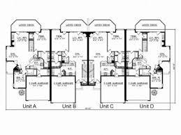 Multi Unit Floor Plans Plan 020m 0002 Find Unique House Plans Home Plans And Floor
