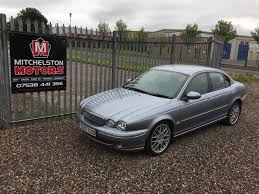 used jaguar x type cars for sale motors co uk
