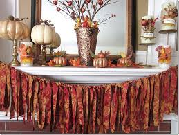 remodelaholic thanksgiving mantel decor ideas