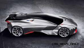peugeot sports car 2015 2015 peugeot vision gran turismo 75a