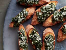 creamed kale toasts recipe maria helm sinskey food u0026 wine