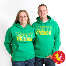 champion arched oregon hoodie