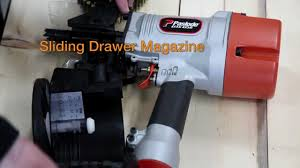Paslode Roofing Nailer by Paslode Coil Framing Nailer From Canadian Tire Youtube