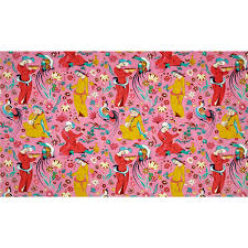 Pink Home Decor Fabric Amy Butler Eternal Sunshine Home Decor Sateen Midday Social Rose