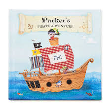 personalized pirate adventure book personalized children s story