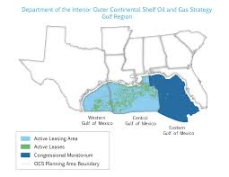 Map Of Western Mexico by Gulf Of Mexico Bureau Of Safety And Environmental Enforcement