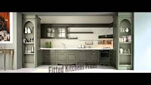fitted kitchens prices youtube