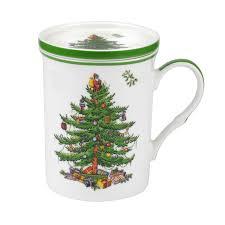 spode tree mug coaster set spode uk
