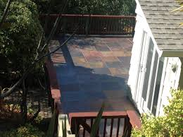 Slate Patio Sealer by Want More Out Of Your Slate Tile Patio