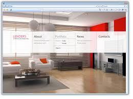 web design website design for architecture and design bureau