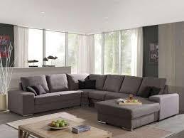 canapé kreabel salon salon d angle modena 2 e 2 ot gris kreabel