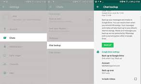 android restore how to backup and restore whatsapp backup on android