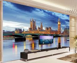 online buy wholesale london wall murals from china london wall 3d wallpaper for room european architecture london big ben background wall mural 3d wallpaper china