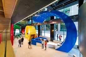 delectable 90 google office in dublin decorating design of inside