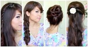 tutorial rambut wanita collection of tutorial rambut mudah tutorial rambut wavy alami