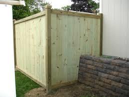 cedar privacy fence decor stylish cedar privacy fence u2013 design