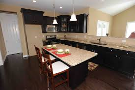 L Shaped Kitchens by Dark Tone L Shaped Kitchen With Pantry Mixed Romantic Bar