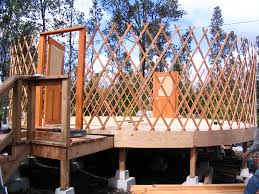 Living In A Yurt by Yurt Living Climate Comfort Feelgood Style