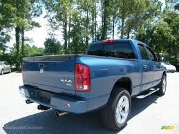 2006 dodge ram 1500 4x4 for sale 2006 dodge ram 1500 sport cab 4x4 in atlantic blue pearl