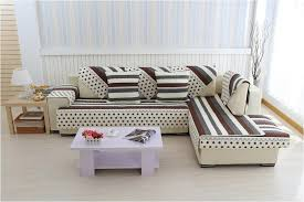 Quilted Sofa Covers Qoo10 Korea Style 100 Cotton Sofa Cover Quilt Sofa Cover