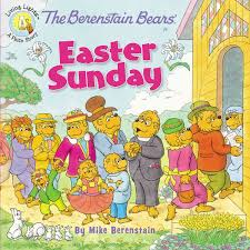 the berenstain bears easter sunday by mike berenstain book