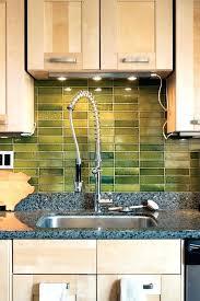 green tile kitchen backsplash green kitchen backsplash ohfudge info