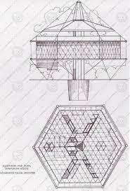 3d buckminster fuller dymaxion house dymaxion house pinterest