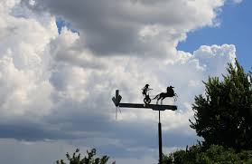 Airplane Weathervane Free Images Wing Cloud Airplane Aircraft Vehicle Flight