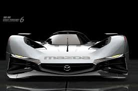 What Happened To The Mazda Furai Mazda Lm55 Vision Gran Turismo Concept Revealed