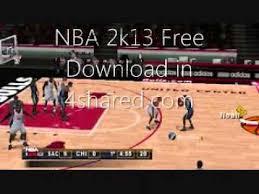 nba 2k13 apk free nba 2k13 psp free