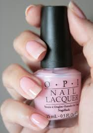 opi in the spot light pink love this color as everyone knows i