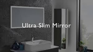 ultra slim mirror youtube