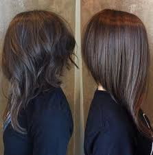 hairstyles showing front and back photo gallery of hairstyles long front short back viewing 14 of