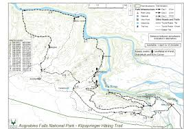 On The Map South African National Parks Sanparks Official Website