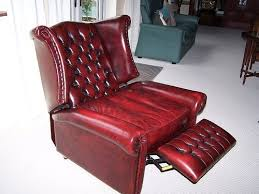 Leather Armchair Ebay Best 25 Red Leather Chair Ideas On Pinterest Smoking Chair