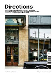 directions u2013 the magazine by design hotels no 13 issue 2017 by