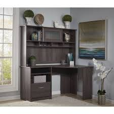 Vantage Corner Desk Cabot Corner Desk With Hutch Free Shipping Today Overstock Com