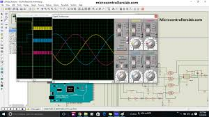 automatic control of street lights using microcontroller